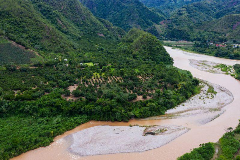 臺灣河川在全球暖化下肩負的使命-努力將碳封存於海底/李宗祐研究團隊