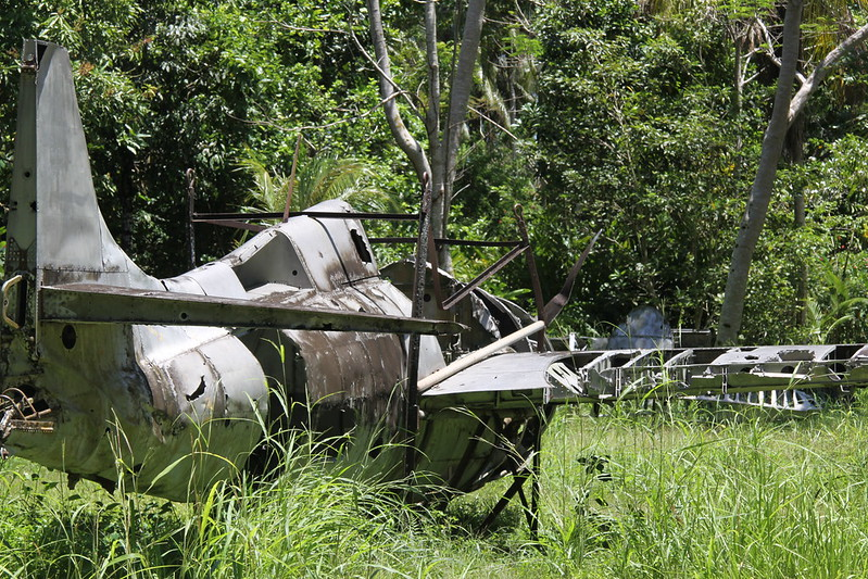 airplane-ruin-on-Guadalcanal