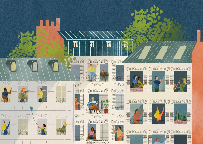 第三空間:以共享為原料,閱讀日常生活的「地方」/盧沛文