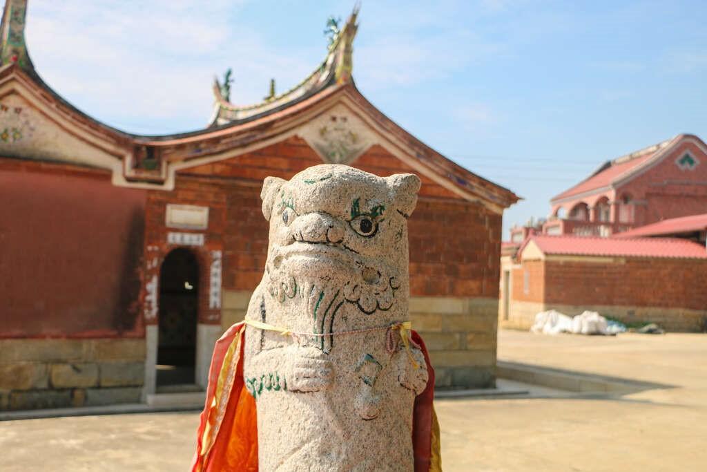 百獅百貌:風獅爺與他們的商品/巫若蘭